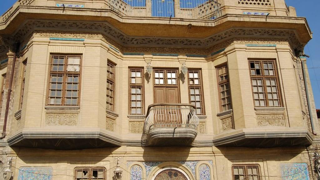 بيت بغدادي تراثي قرب القشلة