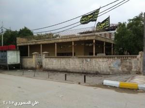 مقبرة صالح جبر
