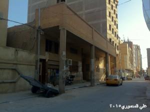 منزل الحاج عبد المحسن شلاش